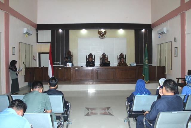 PA Bangko Laksanakan Open Meeting Surveillance | (17/6)